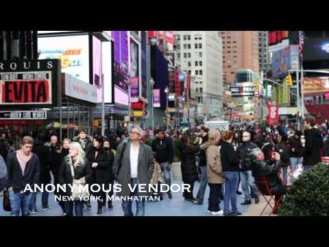 The Street Vendors Of New York - Short Documentary