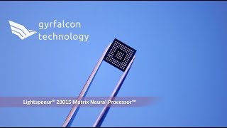 Gyrfalcon Technology Inc. Demo Showcase