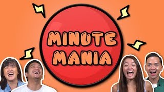 Minute Mania: Would You Rather