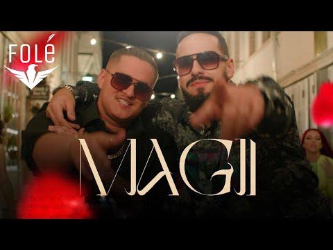 Kidda ft. Capital T -  Magji