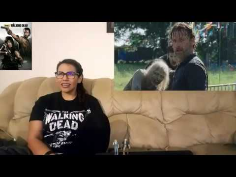 Download The Walking Dead Season 7 Episode 12 Reaction S07e12 SAY YES 7x12 Rick Michonne Build A Future HD Mp4 3GP Video and MP3