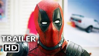 "ONCE UPON A DEADPOOL ""Deadpool defends Nickelback"" Trailer (NEW 2018) Superhero Movie HD"