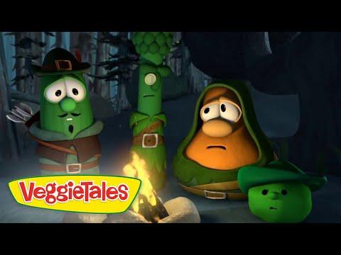 VeggieTales: Robin Good And His Not So Merry Men DVD movie- trailer