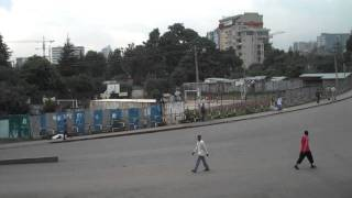 preview picture of video 'Addis Ababa street'