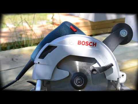 Циркулярная пила Bosch GKS 600