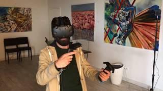 VR-Store - Мастер-класс по рисованию в виртуальной реальности (Арт-галерея Мануфактура)