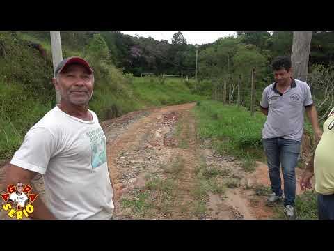 Moradores Reclamam para os vereadores Chiquinho e Ginho sobre a Situação da Estrada Recanto da Cachoeira no Bairro dos Ritas