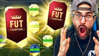 OMG YES!! I CANT BELIEVE EA!! FIFA 19 Ultimate Team Fut Champions