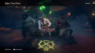Sea of thieves - first gameplay