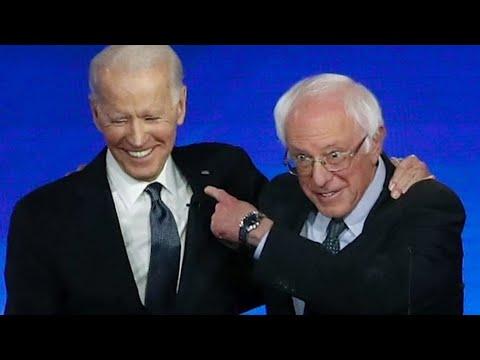 Bernie, Biden Unity Task Force Finalizes Recommendations