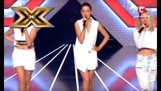 Jessie J, Ariana Grande, Nicki Minaj - Bang Bang (cover version) - The X Factor - TOP 100