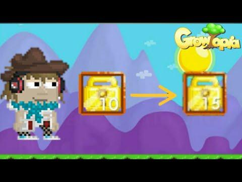 Cara Profit Dengan Menjual Farm World | Growtopia - NGEPOT GT