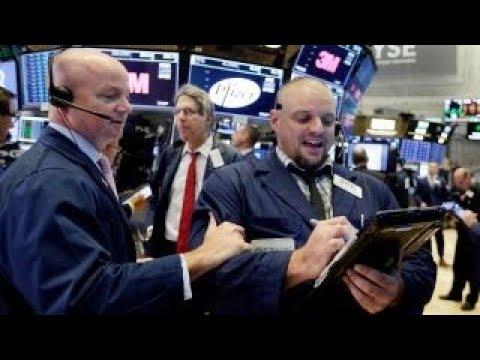 US stocks weaken over Trump's latest tariff threat