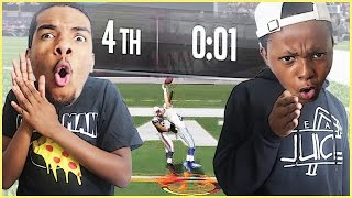 SURPRISE TEAM SWITCH! COMES DOWN TO THE LAST PLAY! - MUT Wars Ep.60 | Madden 17 Ultimate Team