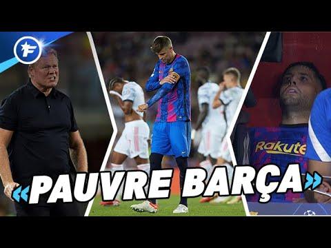 La presse espagnole DÉTRUIT le Barça après sa nouvelle HUMILIATION   Revue de presse