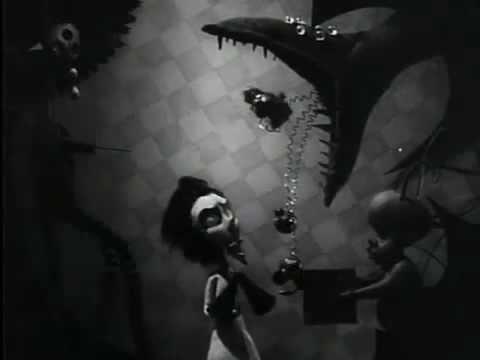 Vincent (Primer corto animado de Tim Burton) sub. español