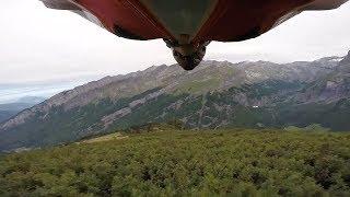 Wingsuit Base at Grenier de commune | Hugues Orlianges