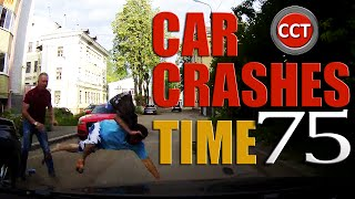 Dash Cam Crash Compilation - July 2015 - Accidents of the week #75 HD