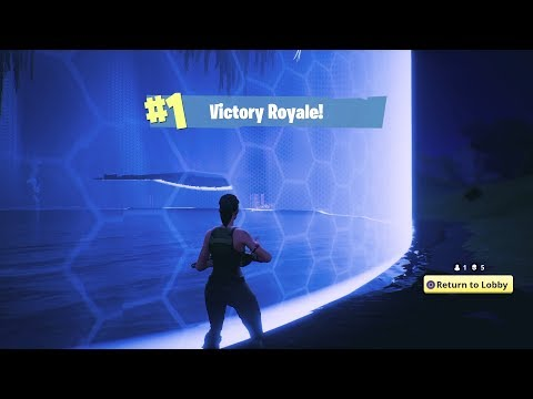 Fortnite – FIRST SQUAD WIN!!
