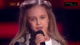 Gambar cover Maria. 'Demons'.The Voice Kids Russia 2017.