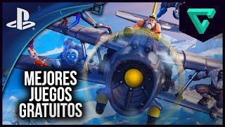 Top Juegos Gratis Ps4 En Espanol Video Video