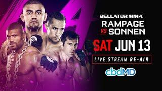 Re-Air | Bellator 192 Rampage vs. Sonnen