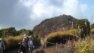 九重連山~沓掛山の秋