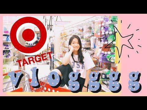 [VLOG] 🎯🛒 ĐI TARGET CÙNG TUI NHAAAAA 😉 A Target Adventure With Me ✨ | Diane Le