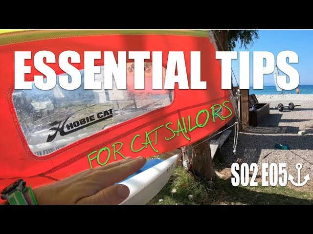 Quick tips for catamaran sailors S02 E05