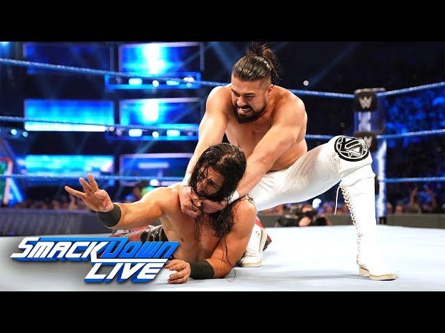 WWE SmackDown Live Results - February 12, 2019   WrestleTalk