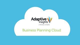 Adaptive Planning - Vídeo