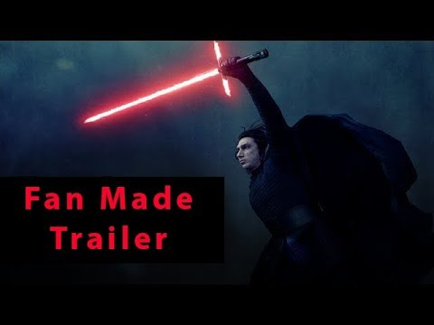 Star Wars: Episode VIII - The Last Jedi - TRAILER (2017) - Daisy Ridley, Mark Hamill HD [Fan Made]