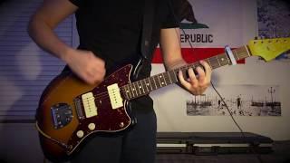 Get Away - Yuck (Guitar Cover)