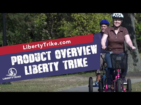 Assembling of Liberty Trike Bike