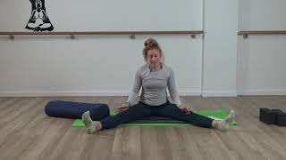 Yin Yoga #3 With Olivia – Focus on Releasing the Spine