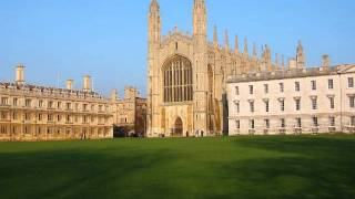 King's College Cambridge Psalm 137 By the Waters of Babylon (Chant: Garrett)