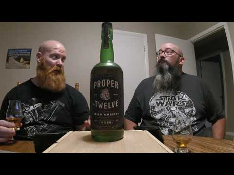 Proper No. Twelve Irish Whiskey Review