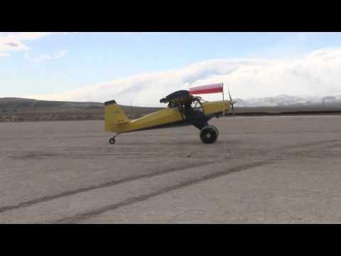 Pilotun Rüzgarla İmtihanı