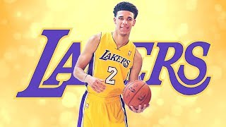 LONZO BALL: BLESSINGS (LAKERS)