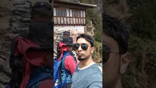preview picture of video 'Hiking to Tiger Nest 16/4/2018'