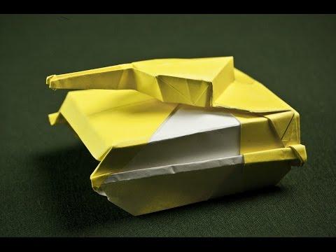 origami tank – do origami | 360x480