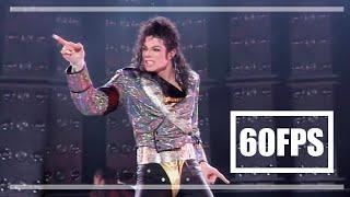 Michael Jackson - Jam (Live at Bucharest, 1992) [60FPS]