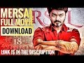 Mersal - Tamil full movie download