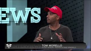 Tom Morello Interview On The Young Turks   Prophets Of Rage