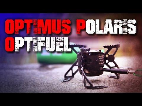 Optimus Polaris Optifuel Outdoor Kocher - Review Test Outdoortest (Deutsch/German)