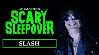 SCARY SLEEPOVER - Ep 2.4: Slash (FULL, UNCENSORED) Guns N Roses