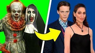 So sehen Horror-Schauspieler im wirklichen Leben aus!