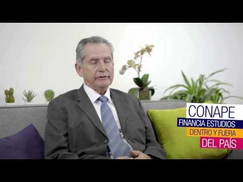 Ir a video testimonial Dr. León CONAPE