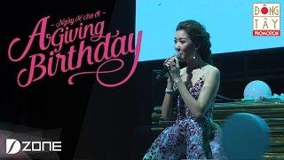 Thúy Vân gây sốt bởi khả năng sáng tác với ca khúc tiếng Anh rất ý nghĩa về ngày sinh nhật