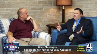 Candidate Interview with Gary Clevenger